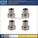 ISO9001 qualification certificate high precision carbon steel shaft collar bushing