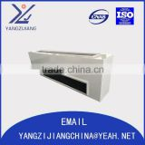 Hot sale and high quality wall mounted horizontal fan coil unit for central air conditioner