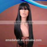 "30""-36inch popular fashion new style best quality malaysian remy long full lace wig"
