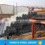"High Quality ! ""7 5/8"""" gi pipe"" bs 729 hot dipped galvanized coatings steel pipes"