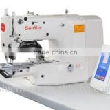 SunSir SS-T1904D High speed electronic small pattern bar-tacking industrial sewing machine
