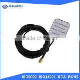Brand New Auto DVD 1575.42MHz SMA Connector GPS Active Remote Antenna Aerial Connector 3 Meters