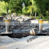 Load-bearing/simple operation/hydraulic drive technology/remote control rising bollard&parking barrier