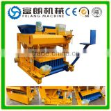 FL6-30 Hydraulic Moving Hollow concrete block machine brick making machie in brick making machinery