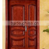 3 Panel Equal Flat Contemporary Shaker Red Oak usedd Solid Core Interior entry Wood Doors