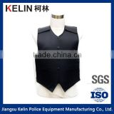 VIP Concealable Ballistic Resistance Body Armor High Quality