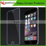 Hot Selling 0.33mm 9H Hardness Scratchproof 2.5D Tempered Glass Screen Protector For IPhone 6