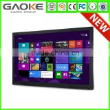 65 70 to 130 inch school classroom LED all in one touch screen interactive board multi touch screen smart tv