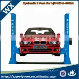 2 Post Car lift, used 2 post car lift for sale, hydraulic pump for car lift WX-2-4000A 3.5T 4T 4.5T