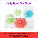 ***Best Sellers***tissue paper pom pom flowers                                                                         Quality Choice
