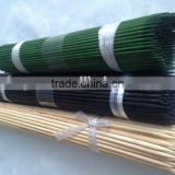Natural Color Bamboo Flower Sticks For House Plant                                                                         Quality Choice