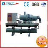 Best Efficient and Trade Assurance water cooled screw compressor chiller for Laser Equipment