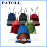 Custom high quality carrying basketball bag ,basketball drawstring bags