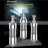 Oyamy Anyvape Peakomizer Stainless Steel Materials Pyrex Glass Tube Top Filling Adjustable AirFlow Control in stock