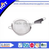 Fine Mesh Stainless Steel Strainers Kitchen Tools