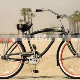 2016 new style cruiser beach bike for men