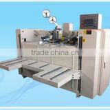 corrugated carton box making machine High Speed Double Servo Drive Semi-automatic Stitching Machine