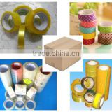 BOPP adhesive carton sealing packing tape supplier