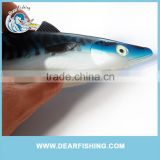 30cm 70g Saltwater PVC Soft plastic fishing lures mackerel hollow lures                                                                         Quality Choice