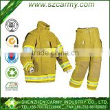 100% Cotton Flame-Retardant, Fire-resistant Reflective, fire fighting clothing: