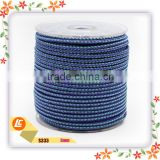 3mm Low Price Green Steel Wire Rope with Mix Colors