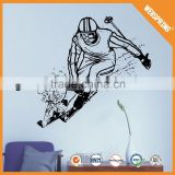 Home sticker /wall sticker/house sticker sports