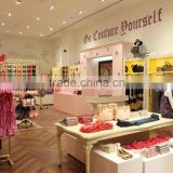 Hot sale retail shop fittings/ladies clothes fitting room