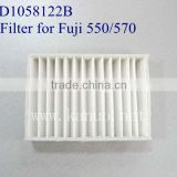 138D1058122B Air Filter for Fuji Frontier 550/570