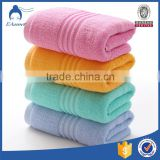 New Baby Square Towel Cotton Washcloth Handkerchief Plaid Face Hand Cloth