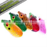 New 2012 fishing lure frog skin 58mm 7g