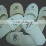 Shanghai DPF textile personalized cotton hotel slippers                                                                         Quality Choice