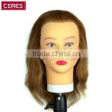 cheap hair mannequin head,plastic mannequin doll head,african american mannequin head for hair schools