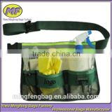 High Quality Multifunctional 600D Oxford Waterproof Garden Waist Tool Bag With Belt