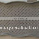 holding water anti slip Boot tray/Plastic shoe tray