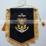FGI Good Material Hand Embroidered Military Blazer Badge