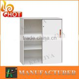 Sliding Door Book Cupboard