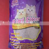 bentonite kitty sand/litter clay cat litter