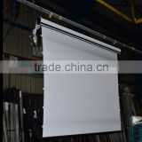 Motorized Screen, Projection Screen, Electric Projector perforated Screen with High Quality Matte White