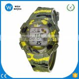 DLW009/ Top Brand Fashion Children Digital LED Quartz Outdoor Sports Watches Military Relogio Masculino Clock