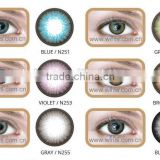 Neo N25 korean contact lens wholesale natural looking colored contacts free color contacts