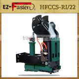 Air carton roll staple gun coil nail machine powerful air gun - HFCCSRI22