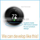Custom made PIR motion sensor switch and PIR motion sensor module ODM service
