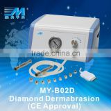 2015 MY-B02 Guangzhou Maya portable dermabrasion at home use (CE)