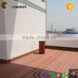 156*24mm superior quality Outdoor decoration mothproof materials cheaper WPC Composite Hollow Decking