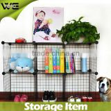 wholesale wire grid iron rack shelves,shoe shelf rack wall mounted book shelf/small bookshelf