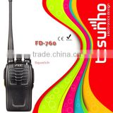 FEIDAXIN FD-760 with VOX function 5w scrambler wifi railroad two way radio