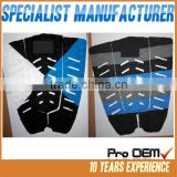 2016 Best seller EVA foam center arch surfboard traction pad/Surfing deck grip