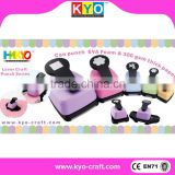 INquiry about Custom DIY hole craft paper punch, small flower EVA foam paper punch, metal home paper hole punch