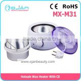 Hot hair removal hand held roller wax heater MX-M31