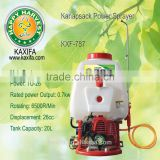 20L Agriculture knapsack power sprayer, motorized sprayer, orchard sprayer KXF-787